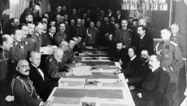 Russian-German Armistice