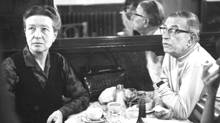 Beauvoir-sartre