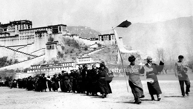 Tibet Rebellion