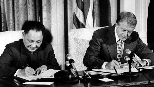 15/12/1978: Mỹ tuyên bố công nhận CHND Trung Hoa tức Trung Cộng