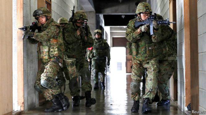Japan's-army