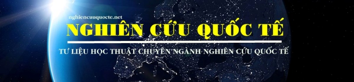 Nghiên cứu quốc tế