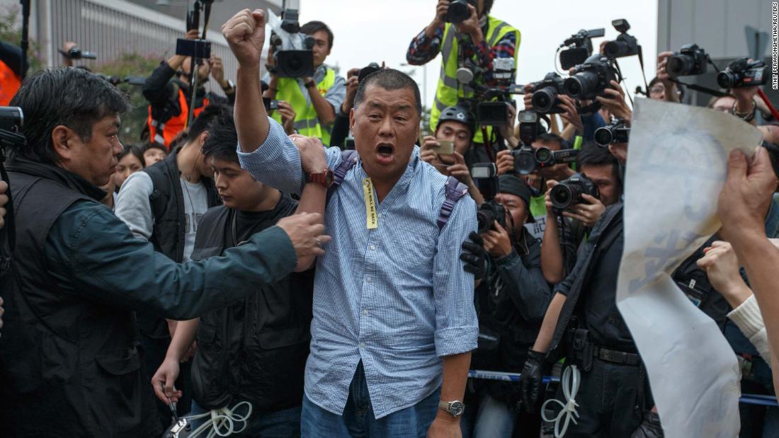 Lai-protest