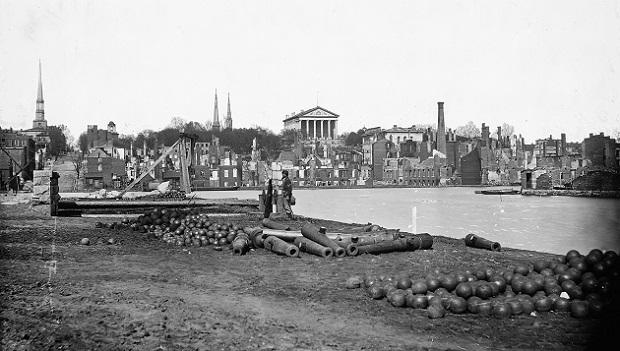 03 04 1865 Thủ đo Richmond Của Hợp Bang Miền Nam Thất Thủ