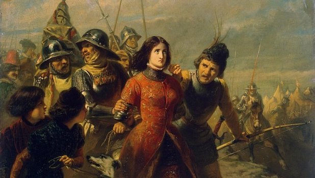 Capture-of-Joan-of-Arc