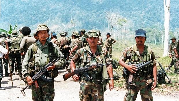 contras troops