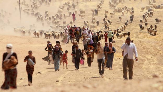 IRAQ-SECURITY/YAZIDIS