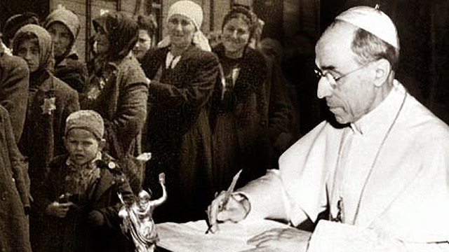 Pius-XII-Jews