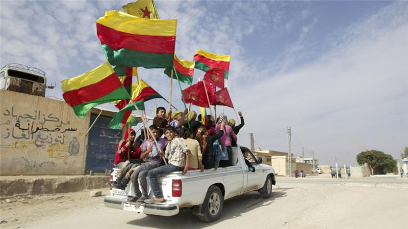 kurd-fighters