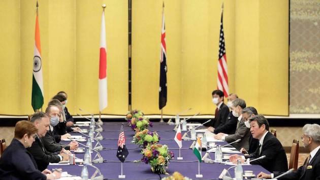 Bộ tứ đang tăng cường hợp tác chống Trung Quốc như thế nào?
